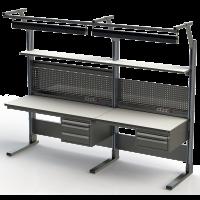 Антистатическая промышленная мебель